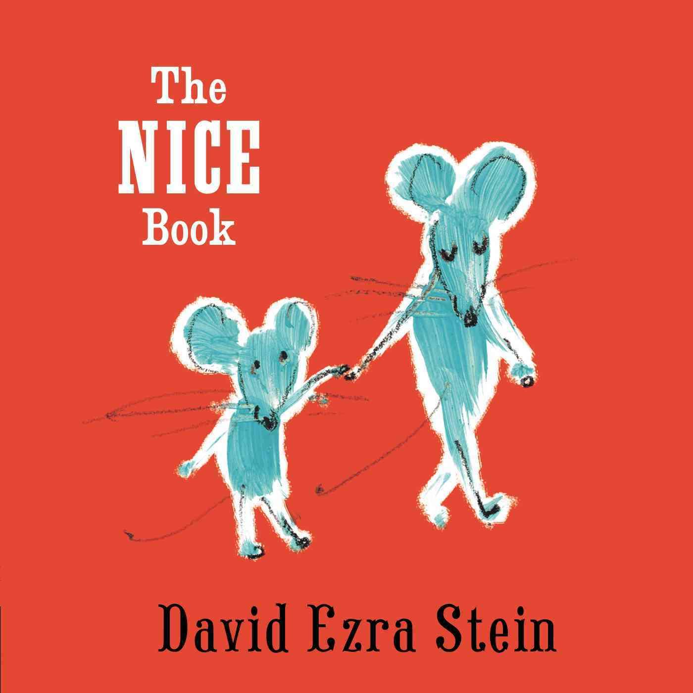 The Nice Book By Stein, David Ezra/ Stein, David Ezra (ILT)